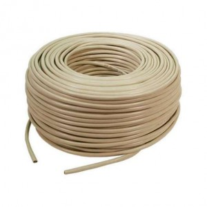 ROLLO CABLE UTP INTERIOR 4 PARES 100MT
