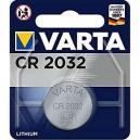 PILA BOTON LITIO CR2032 3,0V (1 UND)